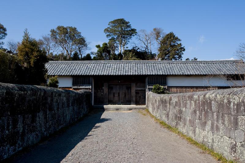 神代鍋島陣屋