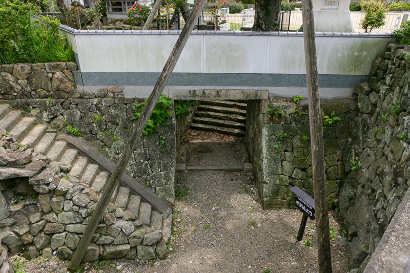 紀伊田辺城