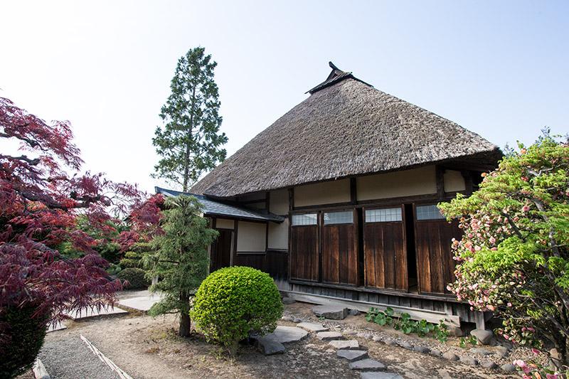 弘前城城下町