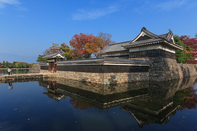 松本城城郭見どころ