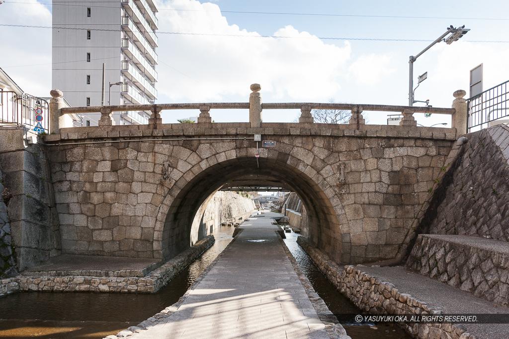 聚楽第 写真ライブラリー:中立売橋・堀川第一橋