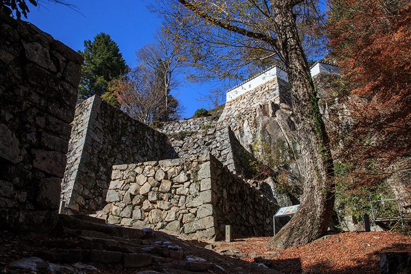 備中松山城の見どころ