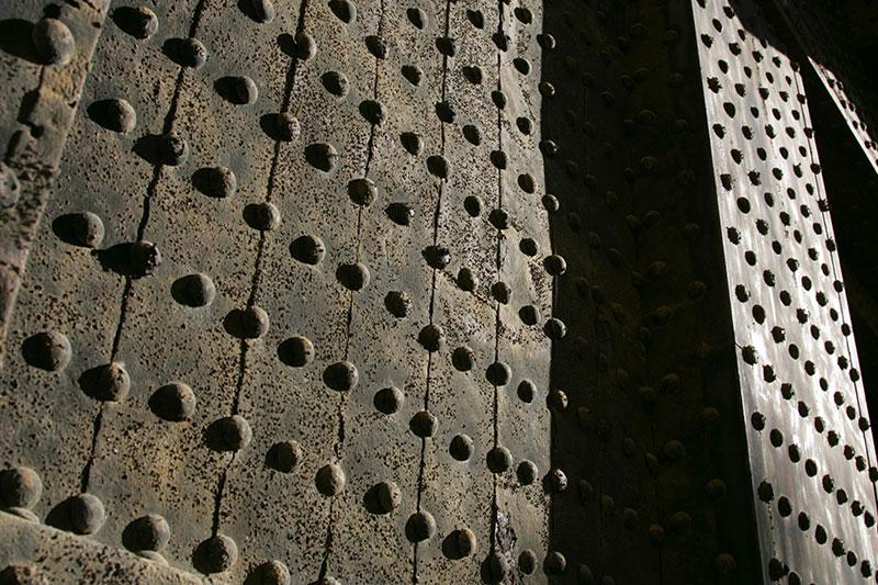 姫路城の城門・櫓