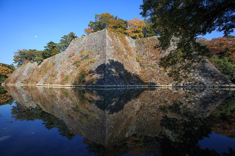 伊賀上野城の見どころ