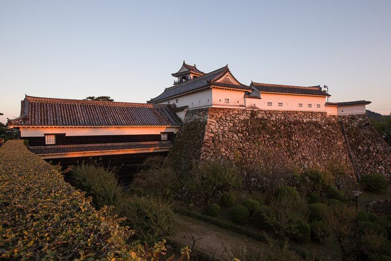 高知城の城郭見どころ