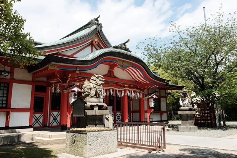 大坂城関連史跡