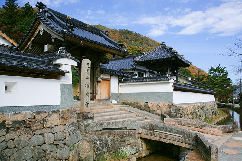 竹田城の城下