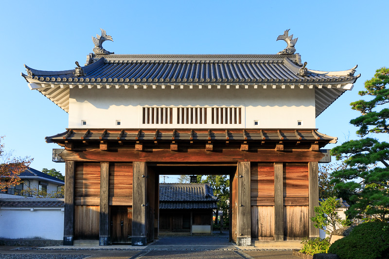 掛川城城郭見どころ