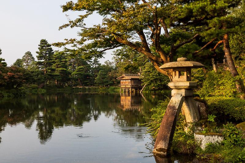 金沢城の惣構と関連史跡