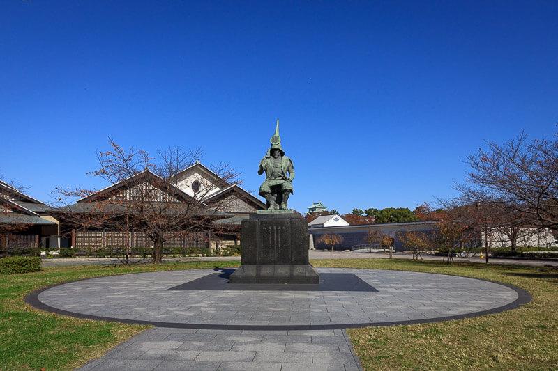 名古屋城の城郭見どころ