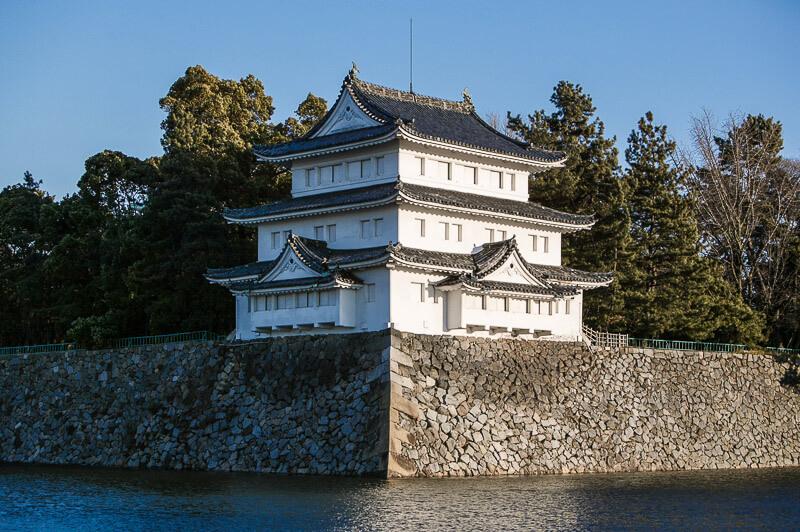 名古屋城城郭見どころ